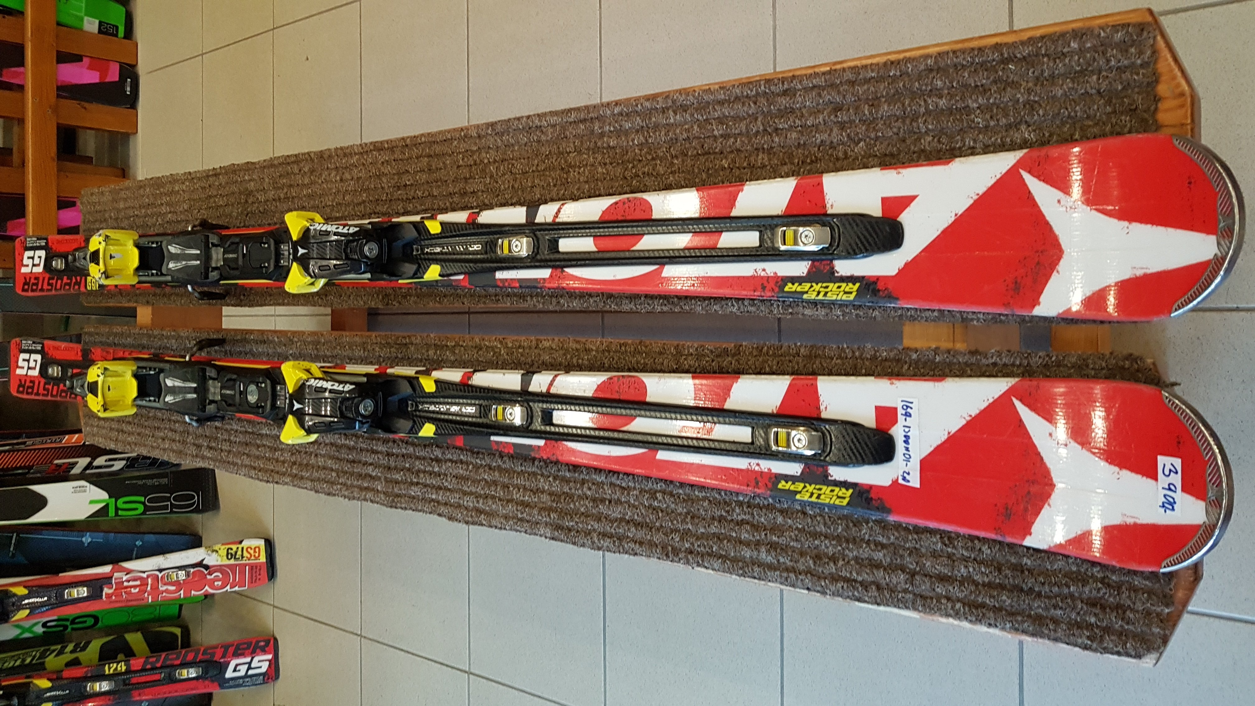 Atomic Redster D2 GS 12/13 169cm