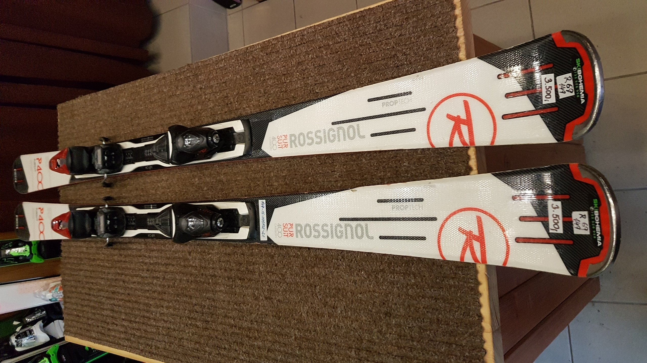 Rossignol Pursuit 400 + Axium 11 16/17 149cm