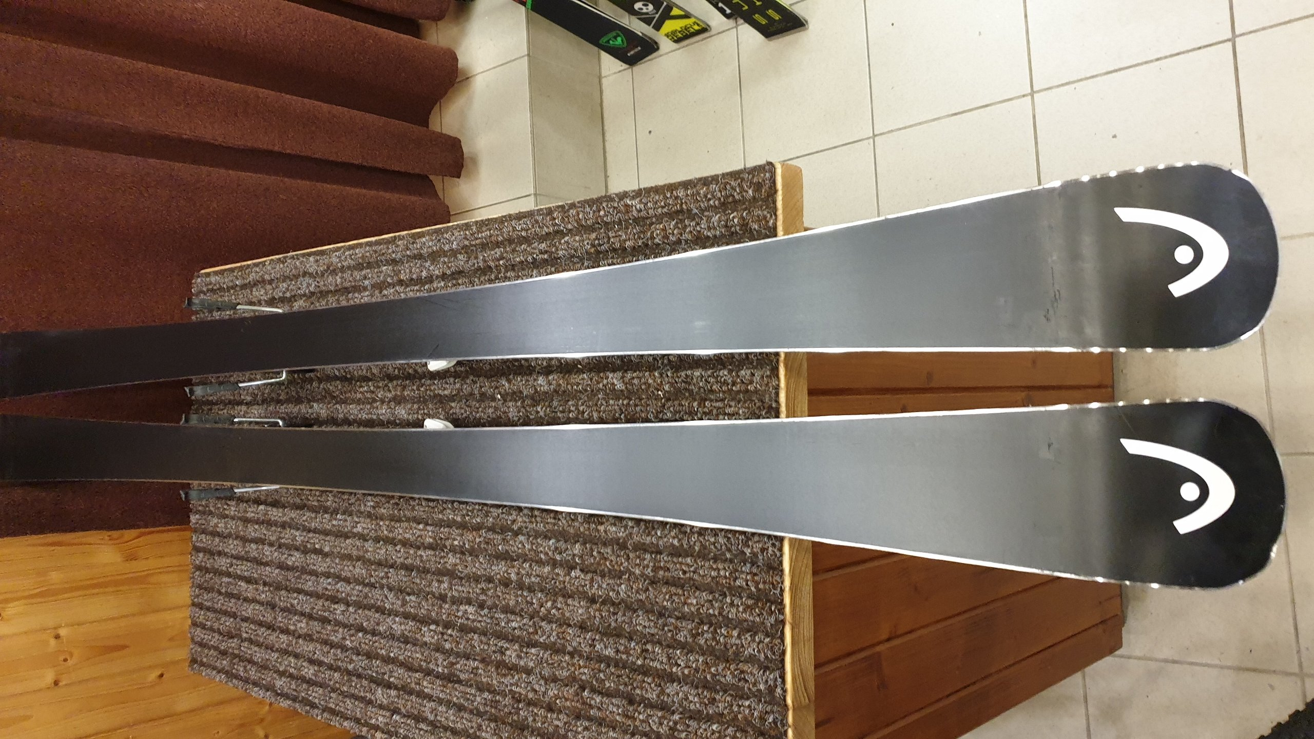 Head WC Rebels i.Race Pro + SP 13 18/19 170cm