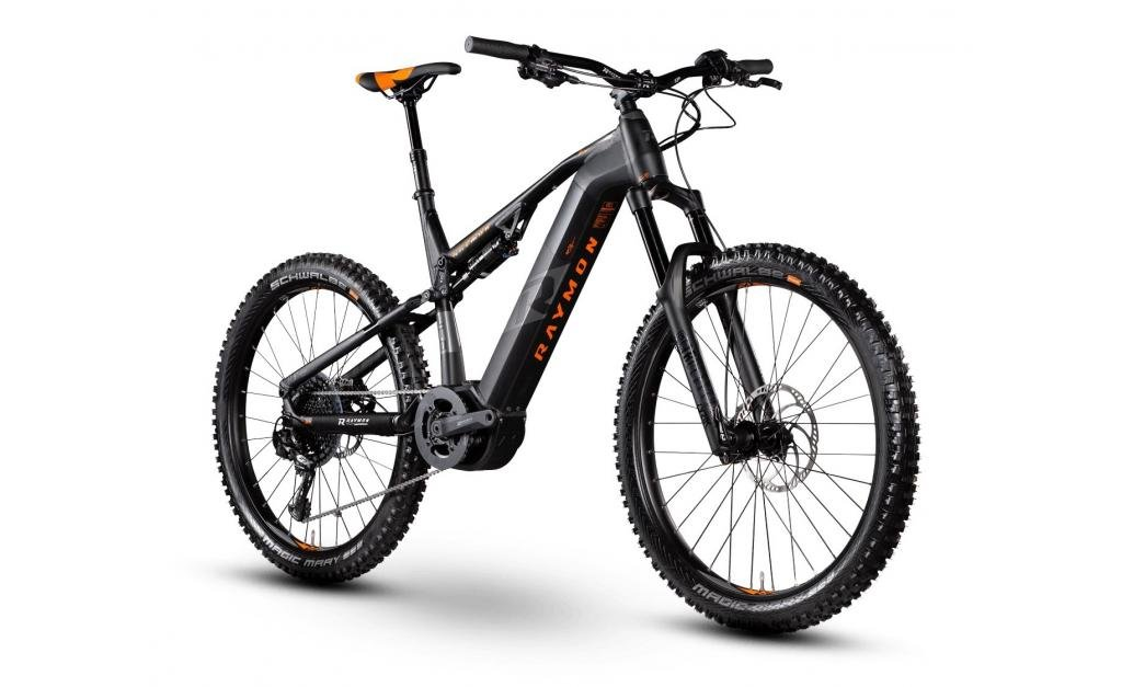 RAYMON TrailRay E-Seven LTD 2.0 2020